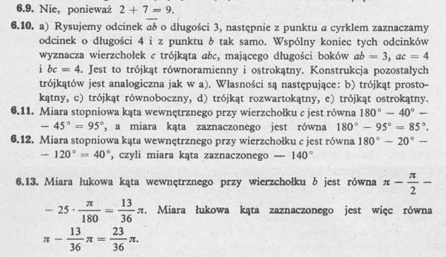 Wielokąty – rozwiązania -2