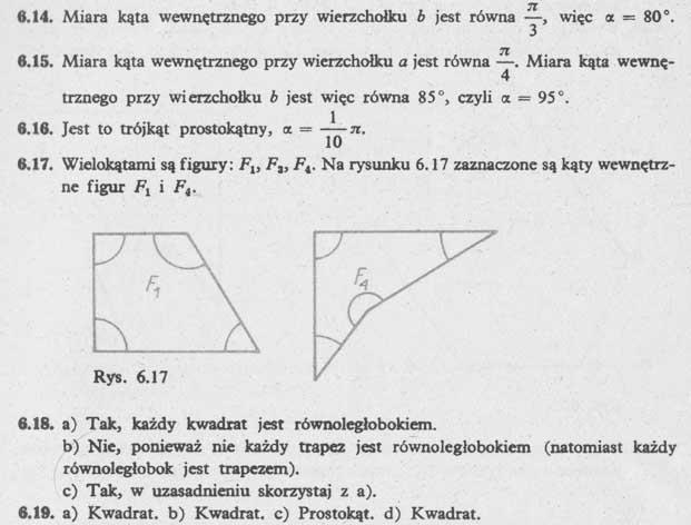 Wielokąty – rozwiązania 3