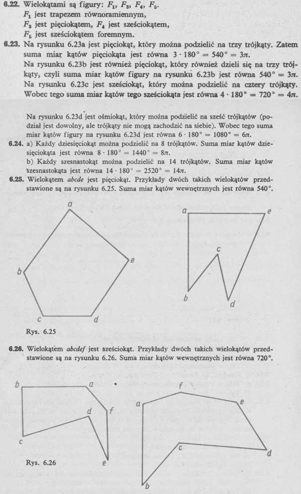 Wielokąty –  rozwiązania 5